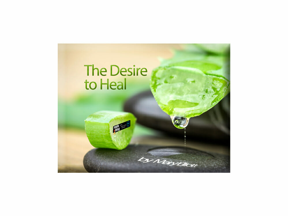 The Desire to Heal