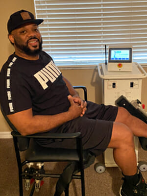 Don-Chester ACL LCL Knee Recovery