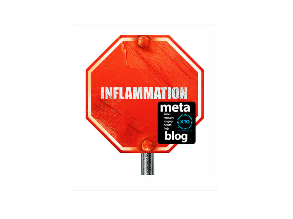Avoid Knee Inflammation