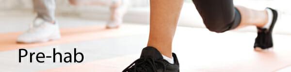 Knee Pre-habilitation