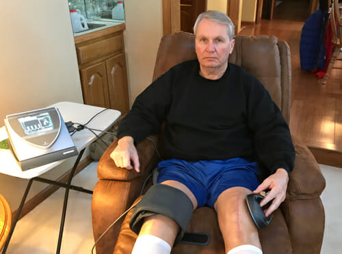 New Technology for Knee Surgery