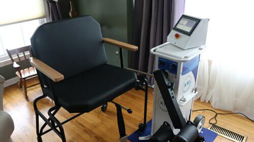 X10 4.0 Knee Machine