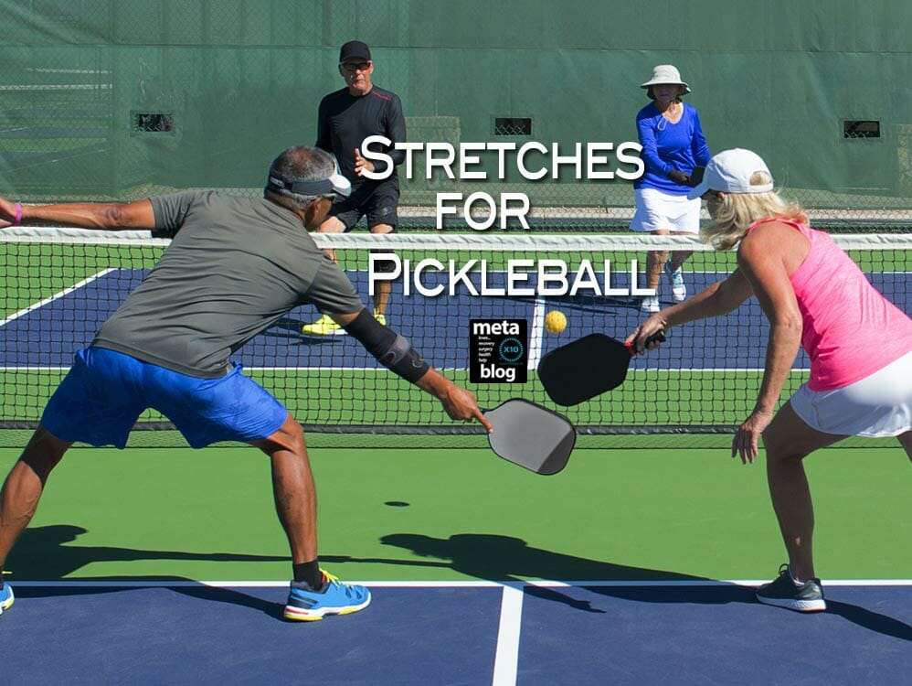 Pickleball Stretches