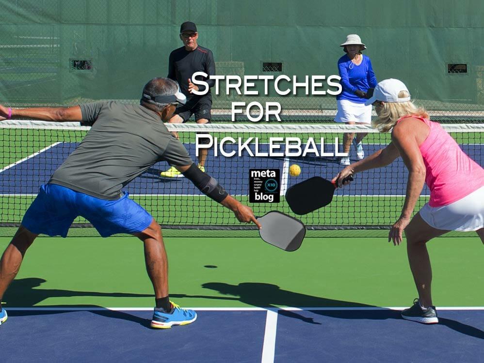 Pickleball Stretches