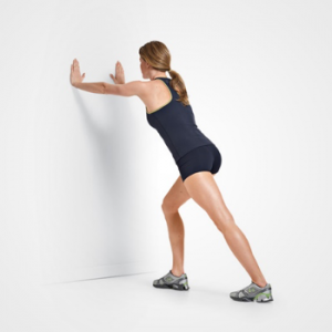 Gastrocnemius Stretch After Knee Replacement