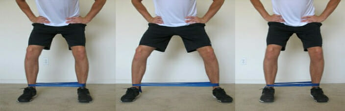 ITB Stretch After Knee Surgery