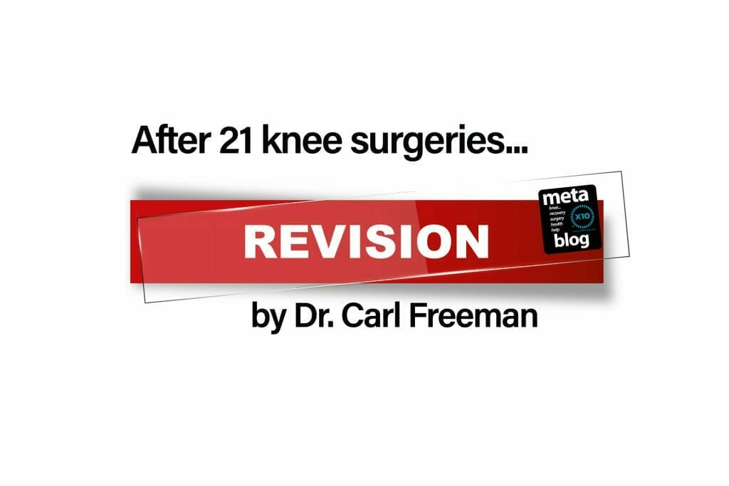 Knee Replacement Revision