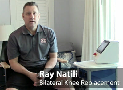 Back to Work After Bilateral Total Knee Replacement