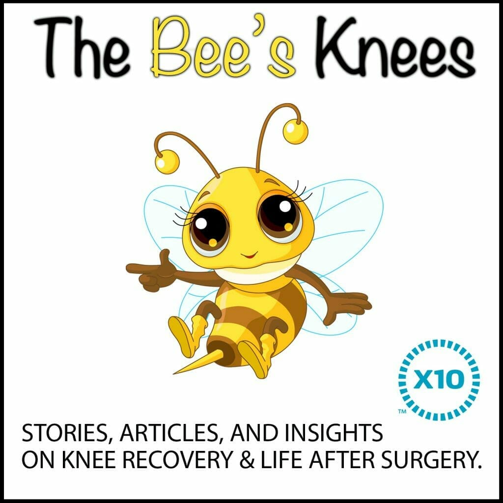 Stories, articles, and insights on knee recovery & life after surgery.