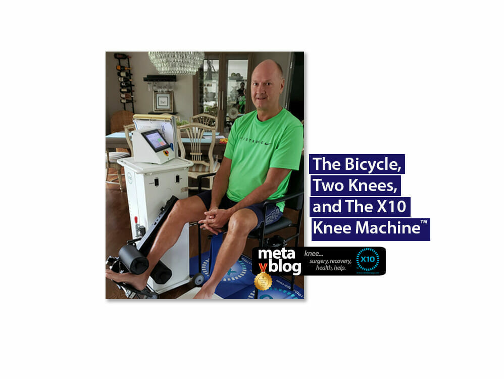 Two Knees and the X10
