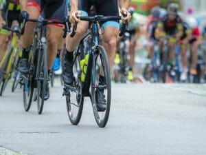 Bilateral Knee Replacement for Olympic Cyclist