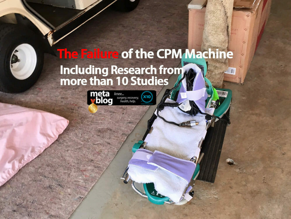 The Failure of the CPM Machine