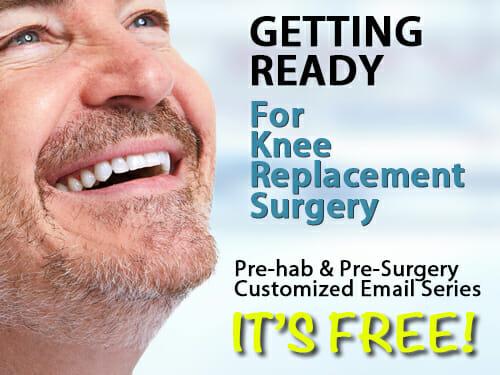 Knee Surgery Preparation