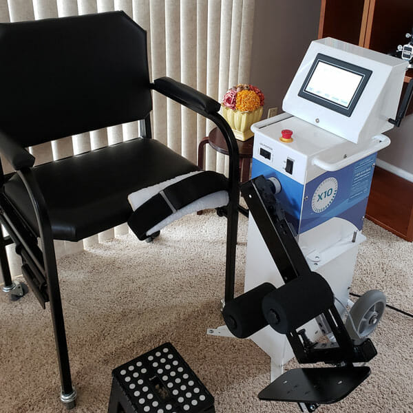 Applications for the X10-Knee-Machine
