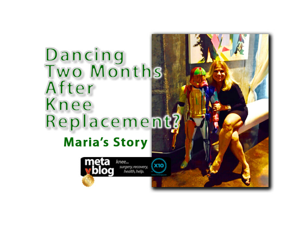 Dancing Two Months After Knee Replacement