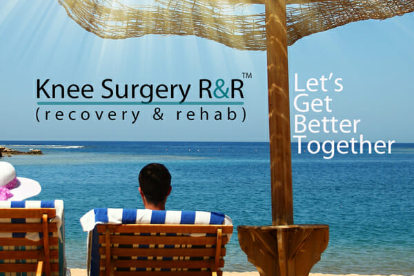 Knee Surgery Recovery and Rehab on Facebook