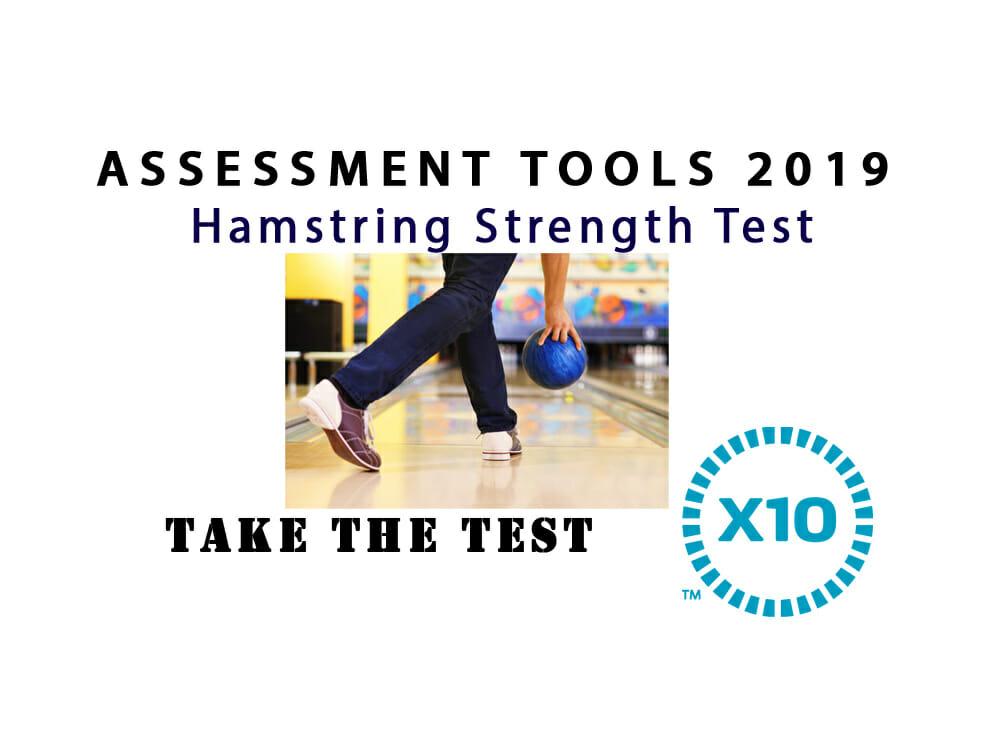 Hamstring-Strength-Test