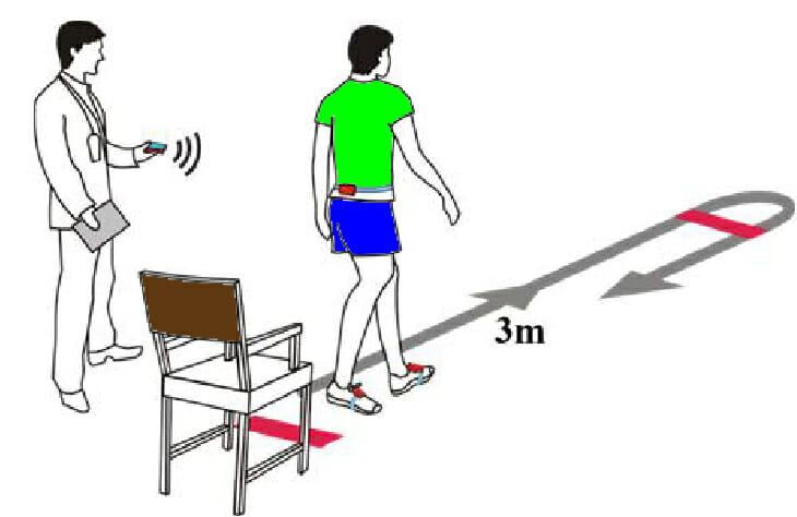 Timed Up and Go Mobility Assessment