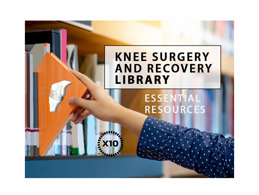 Knee Educational Resources and Evaluations