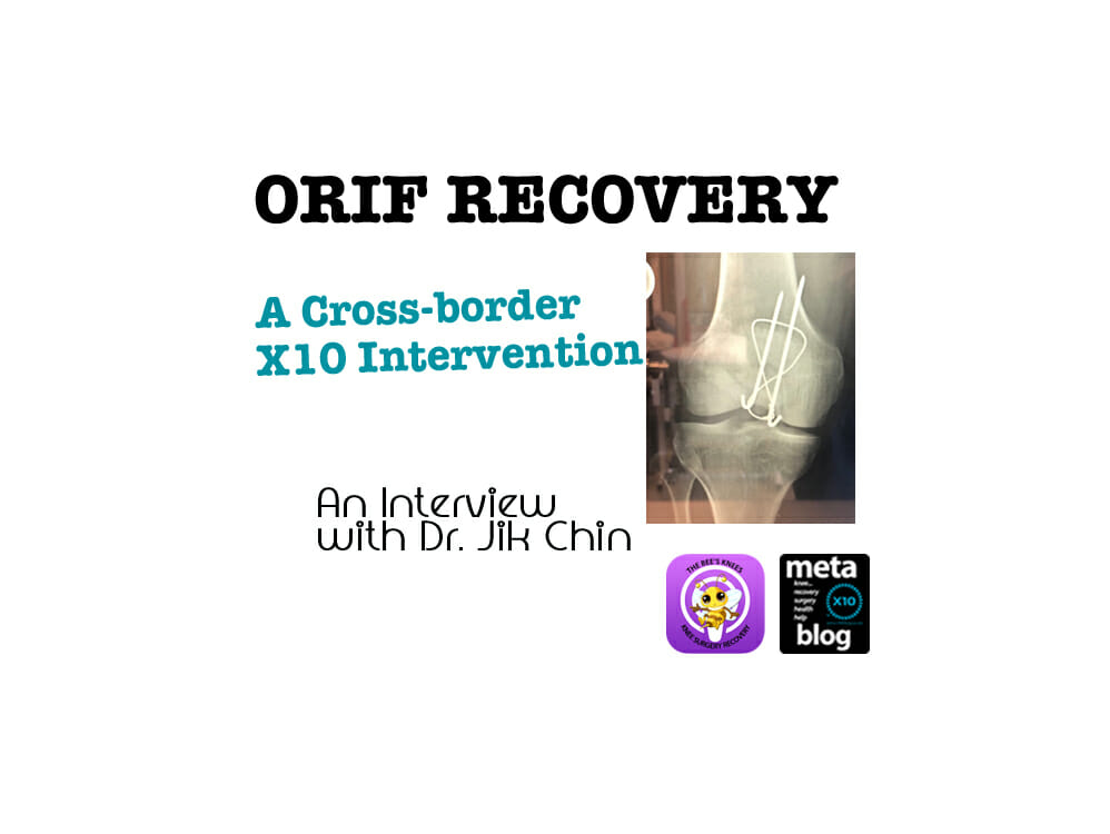ORIF Knee Recovery