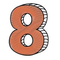 8 Eight