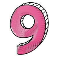 9 Nine