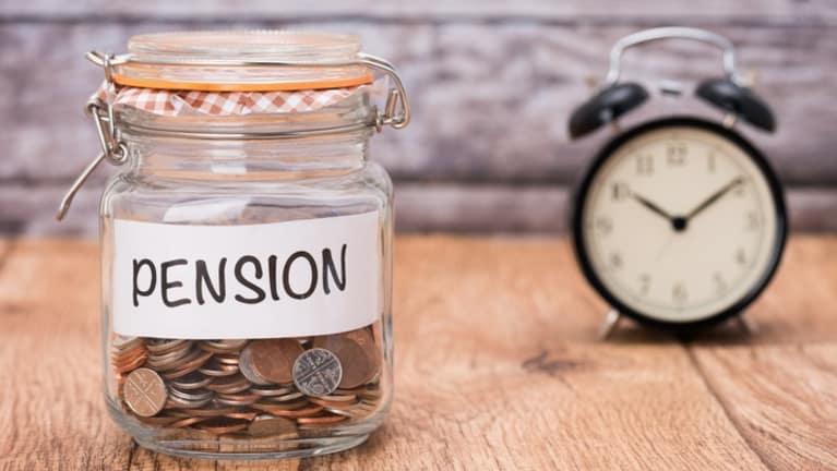 Pension Long-Term Planning